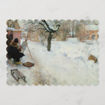 Winter Motif Åsögatan