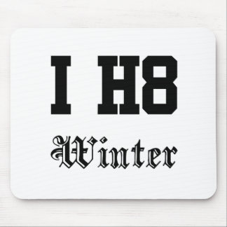 winter mouse pad