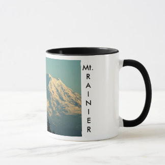Winter Mt. Rainier Mug