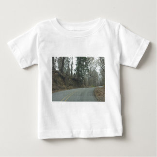 Winter Natchez Trace Parkway MS Baby T-Shirt