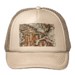 Winter - Natures Harmony - Painted Hats