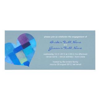 Winter nepal Engagement Invitation