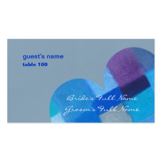Winter nepal Place Card Business Cards
