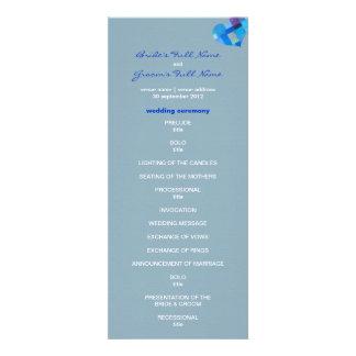 Winter nepal Wedding Program Invite