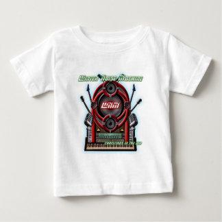 Winter Noise Machine Baby T-Shirt
