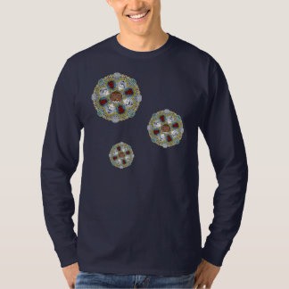 Winter Nouveau Men's Dark Shirt