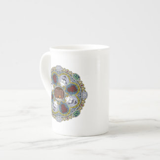 Winter Nouveau Specialty Mug
