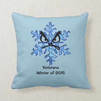 Winter of 2015 Survivors & Veterans Pillows
