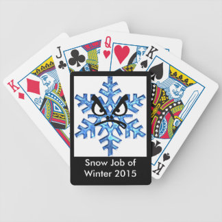 Winter of 2015 Survivors & Veterans Bicycle Playing Cards