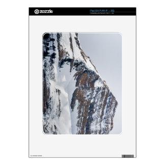 Winter on Mt Timpanogos - Sundance - Utah Decal For iPad