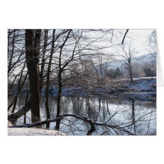 Winter on the Benakill Card