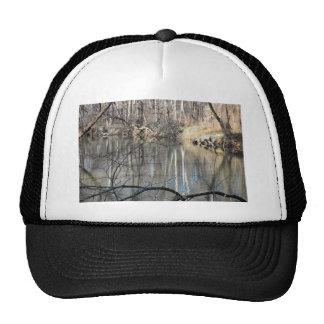 Winter on the Creek Trucker Hat