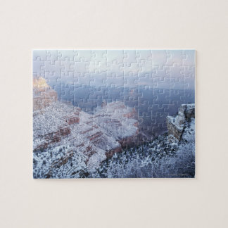 Winter on the South Rim, Grand Canyon National Jigsaw Puzzle