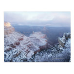 Winter on the South Rim, Grand Canyon National Post Cards