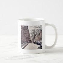 Winter On The Upper West Side Coffee Mug