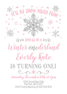 pink and silver invitations zazzle