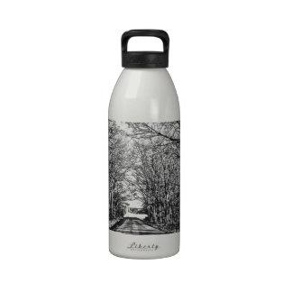 Winter or Spring? Reusable Water Bottles