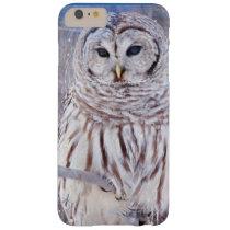 winter owl case