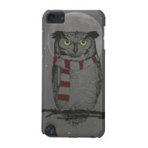 Winter owl iPod touch (5th generation) case