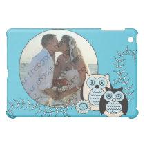 Winter Owls  iPad Mini Cases