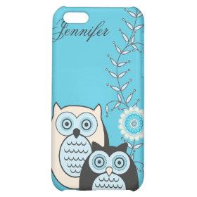 Winter Owls  iPhone 5C Cases