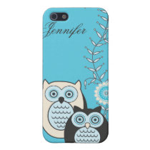Winter Owls  iPhone SE/5/5s Case