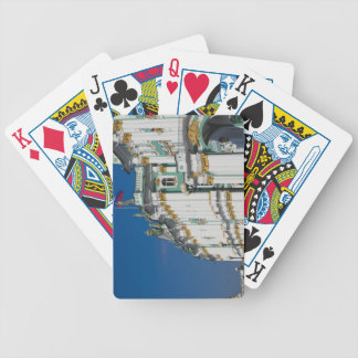 Winter Palace and Hermitage Museum Bicycle Playing Cards
