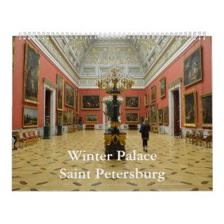 Winter Palace Calendar