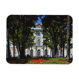 Winter Palace, Hermitage Museum, exterior Magnet