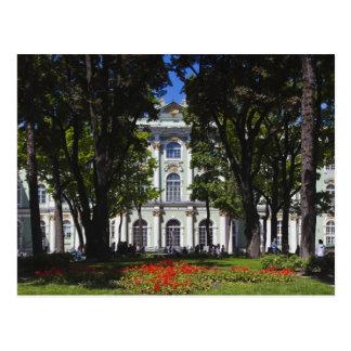 Winter Palace, Hermitage Museum, exterior Postcard