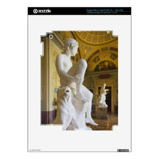 Winter Palace, Hermitage Museum, statue gallery iPad 3 Decal