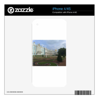 Winter Palace St. Petersburg, Russia Skins For The iPhone 4