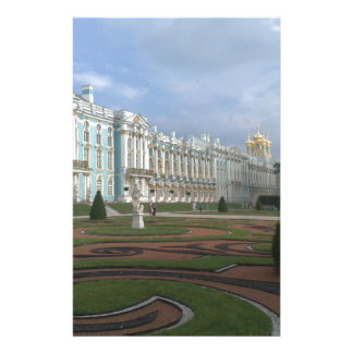 Winter Palace St. Petersburg, Russia Stationery