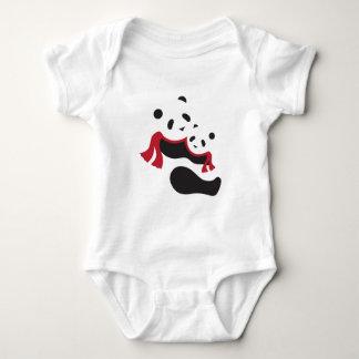 Winter Panda Bears Creeper