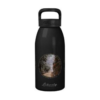 Winter Paradise Drinking Bottle