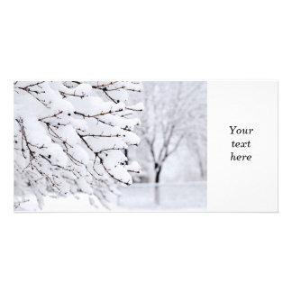 Winter park card