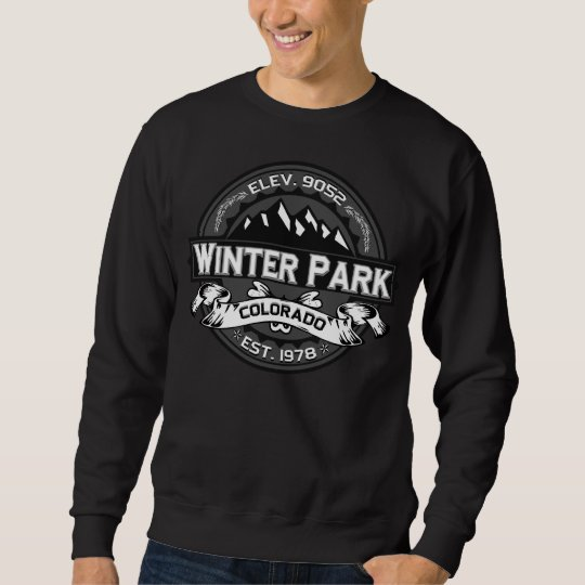 Winter Park City Logo Gray Sweatshirt