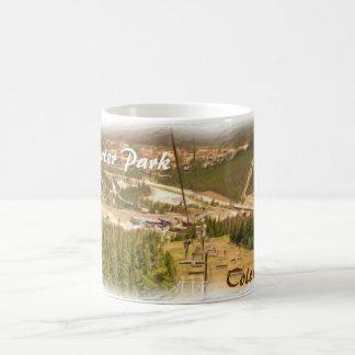 Winter Park Colorado mug