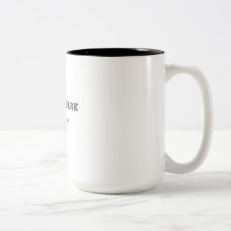 Winter Park Colorado Two-Tone Coffee Mug