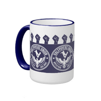 Winter Park Halfpipers Union Coffee Mugs