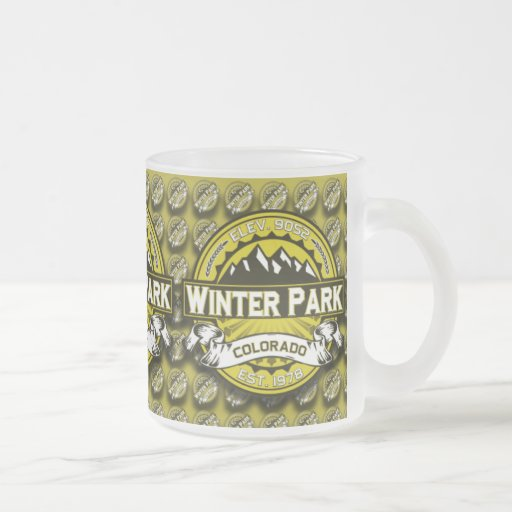 Winter Park Logo Mug