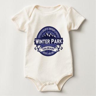 Winter Park Midnight Baby Bodysuit