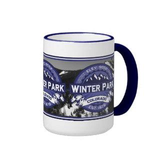 Winter Park Midnight Ringer Coffee Mug