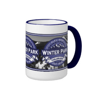 Winter Park Midnight Ringer Mug