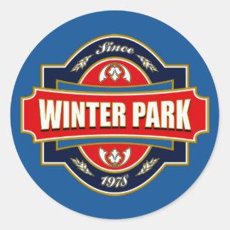 Winter Park Old Label
