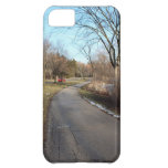 Winter Park Path iPhone 5C Covers
