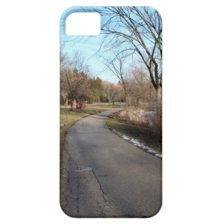 Winter Park Path iPhone SE/5/5s Case