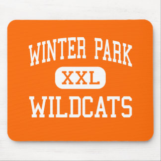 Winter Park - Wildcats - High - Winter Park Mouse Pad