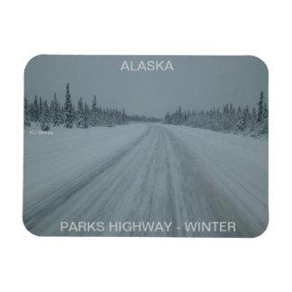 Winter Parks Magnet