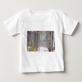 Winter Path Baby T-Shirt